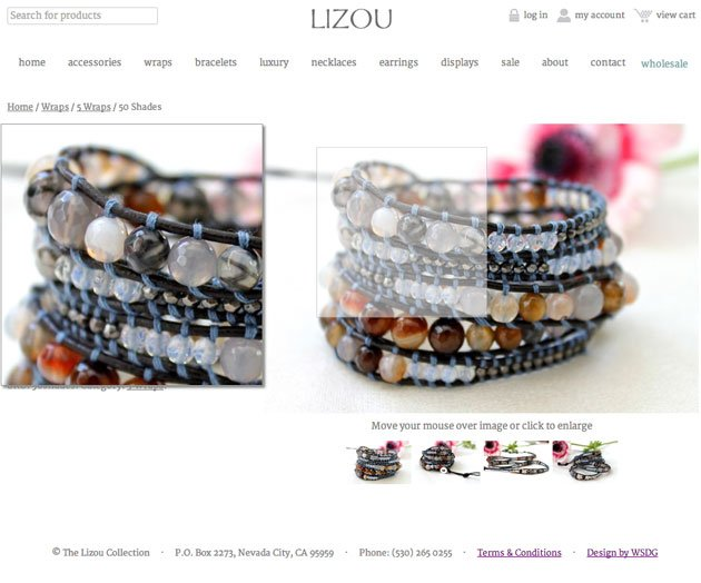 lizou collection product zoom