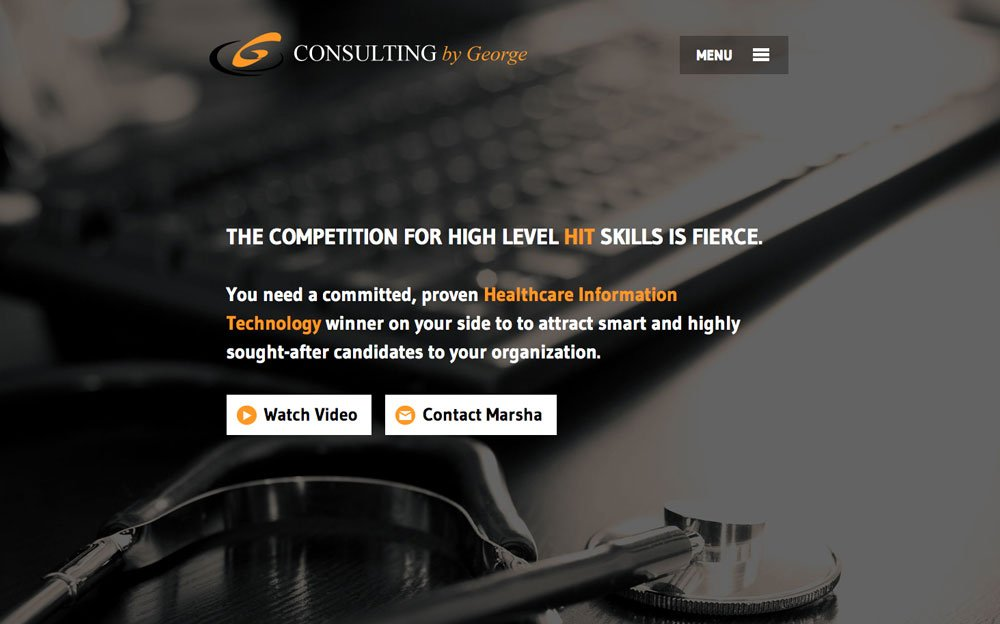 consulting by george